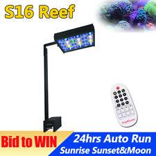 New listing Shannon16 Led Aquarium Light Marine Lighting for Coral Reef Nano Tank Sps Lps