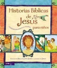 Historias Biblicas de Jesus Para Ninos: Cada Historia Susurra Su Nombre: New