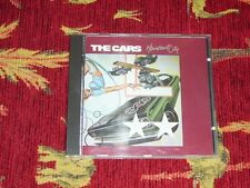 The Cars - Heartbeat City Rare Target  CD  album West Germany 1984