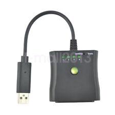 PS2 pour XBOX360 Manette XBOX 360 Adaptateur Convertisseur USB pour Gaming Noir