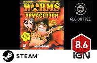 Worms Armageddon [PC] Steam Download Key - FAST DELIVERY