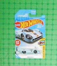 2018 Hot Wheels Legends of Speed #124 - Porsche 917 LH - Gulf Racing