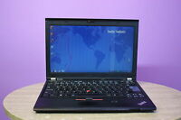 BEST Laptop Lenovo Thinkpad X220 i5 2.5GHz 4GB 500GB Windows 7 WEBCAM GRADE A-