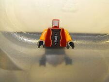 Lego Star Wars Nute Gunray Minifigure Torso Body #A19