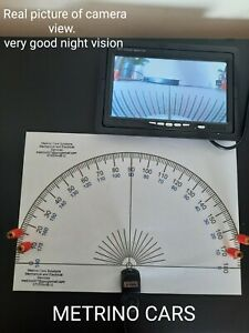 Reversing Camera Fisheye HD Starlight Night Vision