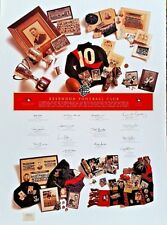ESSENDON FOOTBALL CLUB GREAT MOMENTS Signed by 14 LEGENDS COA