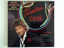 Barry Manilow 2:00 AM Paradise Cafe LP Records Vinyl Album AL8-8254
