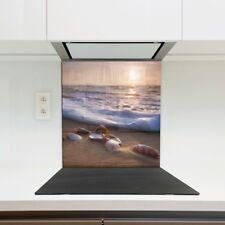Kitchen Glass Splashback Heat Resistant Toughened Glass 60x65cm 4024870