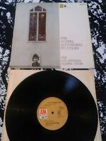 THE LOS ANGELES GOSPEL CHOIR - GOSPEL ACCORDING TO DYLAN LP UK 1ST PRESS A&M BOB
