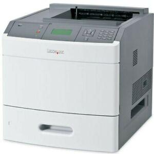 Lexmark T654DN Laser Printer refurbished
