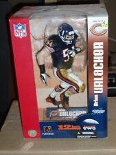 "Brian Urlacher Chicago Bear 12"" Mcfarlane"
