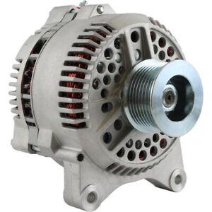 Alternator For 4.6L 5.4L Ford F150, F250, F350 Pickup 1997-2002; AFD0035