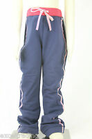 JACADI Girl's Minette Navy Blue Flaired Jogging Pants SZ: 6 Years NWT $44