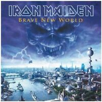 Brave New World - Iron Maiden CD Sealed New