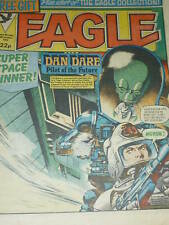 EAGLE Comic - Date 15/10/1983 - UK Paper Comic