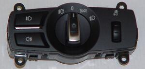 BMW OEM F01 F02 F03 F04 F07 F10 F11 F12 F13 F25 Euro Interruttore Luce Retro