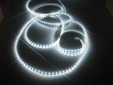 5m LED STRIP STRISCIA BIANCO FREDDO CON ALIMENTATORE 12v C1F1.B1B1