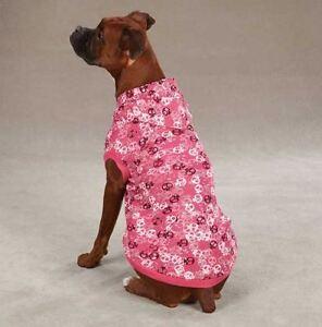 Dog Bone Heads Waffle Hoodie Top XXS-XL Casual Canine Skulls Pet Hooded Hood NEW