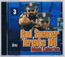 BUD SPENCER E TERENCE HILL MUSIC COLLECTION  VOL. 3 CD HOBBY & WORK SIGILLATO!!!