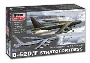 MINICRAFT 1/144 B52D/F STRATOFORTRESS AIRCRAFT VIETNAM | 14734