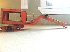 Vintage 1950's Structo Road Grader - Body Assembly (Parts for Restoration)