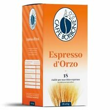 18 Cialde Caffè d'Orzo - Filtro in Carta da 44mm - Caffè Borbone