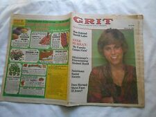 GRIT-MARCH 30,1980-ANNE MURRAY: 'MY FAMILY COMES FIRST'