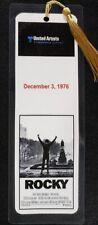 Academy Award Best Movie Bookmark - Hand Made - Choose Movie (H-Z) - 5 ml 8 x 3