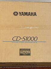 New listing Yamaha Cd-S1000 Cd Player