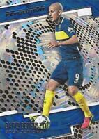 2017 Panini Revolution Soccer - Fractal Parallel - Boca Juniors - 165-169