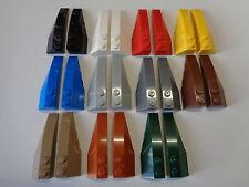 LEGO Briques Arrondies 2X6 Brick Wedge (41747 41748) choose color