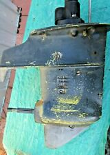 YAMAHA 25hp MARINER 30HP  OUTBOARD lower leg gearcase GEAR BOX working & BOLTS