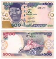 NIGERIA 500 Naira Note (2005) P-30e UNC Banknote