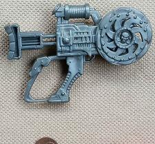 Small Soldiers Gun Weapon Battle Damage Chip Hazard Platoon Leader 1995 Kenner
