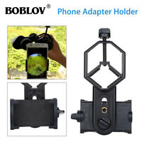 Spotting Scope Cell Phone Holder Astronomical Telescope Universal Stand Mount G0