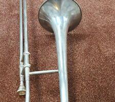 Skylark Silver Trombone with Case