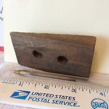 Studebaker and other hardware.    Wood shim.    Item:     4095