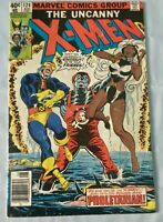Uncanny X-Men #124, GD/VG 3.0, Arcade, Cyclops, Wolverine, Storm