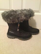 EDDIE BAUER Women's Microtherm II 2.0 Vibram Soles BOOTS Size 6.5 NWT