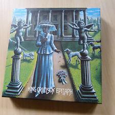 "KING CRIMSON 2xCD Box ""Epitaph"" - 1997 - Sehr guter Zustand !"