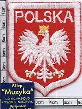 = POLSKA POLAND POLEN PL embroidery patch , aufnäher, naszywka ♫ #