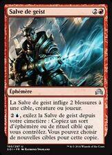 MTG Magic SOI - (x4) Geistblast/Salve de geist, French/VF
