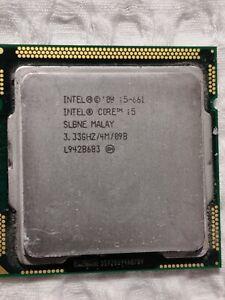 Intel Core i5 661 3.33 GHz Dual-Core 1156 Processor Tray