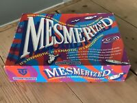 MESMERIZED Board Game 1995 - NEW - BOX DAMAGE FROM STORAGE - Age 15+
