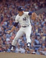 1977 New York Yankees JIM CATFISH HUNTER Glossy 8x10 Photo Print Poster HOF 87