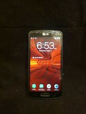 WORKING CONDITION BLACK LG VOLT LS740 BOOST MOBILE 8GB SMART PHONE