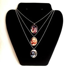 Photo Necklace, Custom Photo Jewelry Pendant, Dog, Cat, Memorial, Personalized