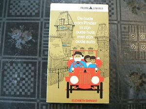 COVER CAR :  DE OUDE OOM PINDAR IN ZIJN OUDE HUIS MET ZIJN OUDE AUTO ENRIGHT PRI