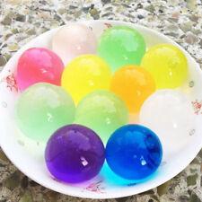 60PCS Large Jumbo Giant Orbeez Magic Water Beads Magic Balls Kids Toys Gift New