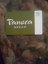 Panera * Used Collectible Gift Card NO VALUE * SV1865139